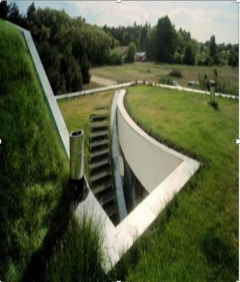 معماری زیر زمینی،معماری پایدار