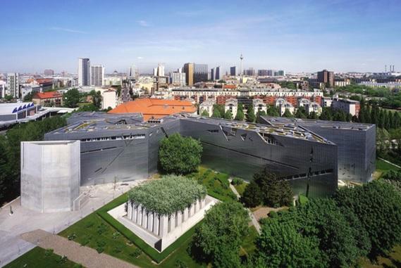 تحلیل پلان موزه یهود