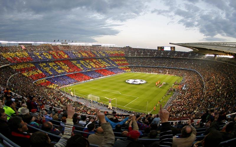 طراحی استادیوم