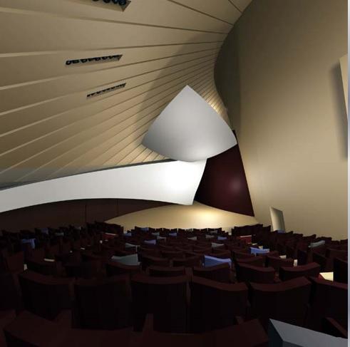 آکوستیک در معماری