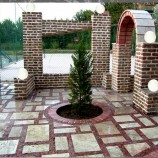 پروژه معرفی و جزییات محوطه سازی در ساختمان