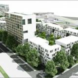 اصول طراحی خیابان ها و پیاده رو ها در مجتمع های مسکونی