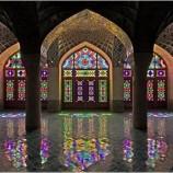 بررسي معماری و تمدن ايران در گذر زمان (پروژه مبانی نظری معماری)