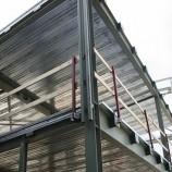 دانلود پاورپوینت کاربرد سقف کامپوزیت عرشه فولادی(Smart deck)در ساختمان(پروژه روش های پیشرفته ساخت)