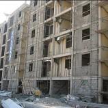 پاورپوینت مراحل اجرای یک ساختمان از ابتدا تا انتها
