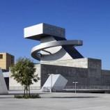 تحلیل و بررسی دانشکده هنرهای بصری و نمایشی لس آنجلس  به همراه تمامی پلان ها و تصاویر