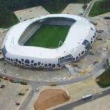 تحلیل و بررسی استادیوم بوریسوف در بلاروس،به همراه پلان ها و تصاویر کامل