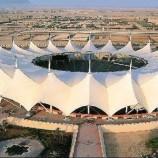 تحلیل و بررسی استادیوم ملک فهد ،به همراه تمامی پلان ها و تصاویر