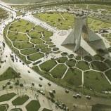تحلیل و بررسی میدان آزادی تهران (پروژه تحلیل فضای شهری)
