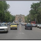 تحلیل و بررسی خیابان سپه قزوین(پروژه تحلیل فضای شهری)