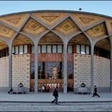 تحلیل و بررسی تئاتر شهر تهران،به همراه تمامی پلان ها و تصاویر