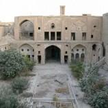 مرمت واحیا خانه تاریخی اخباری کاشان،به همراه پلان اتوکدی