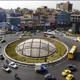 تحلیل و بررسی میدان انقلاب تهران(پروژه تحلیل فضای شهری)