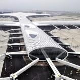تحلیل و بررسی فرودگاه بین المللی شاندونگ چین،به همراه پلان ها و تصاویر