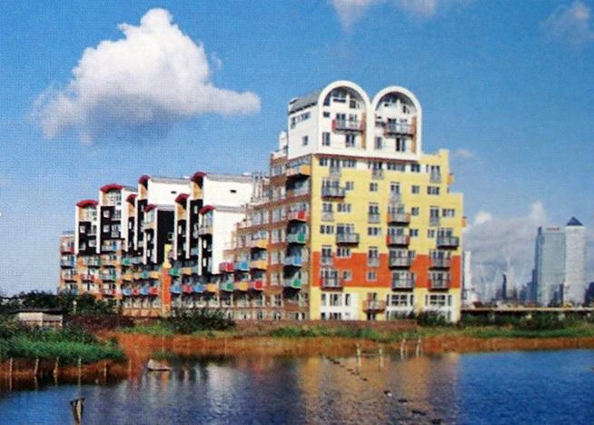 پلان شهرک مسکونی