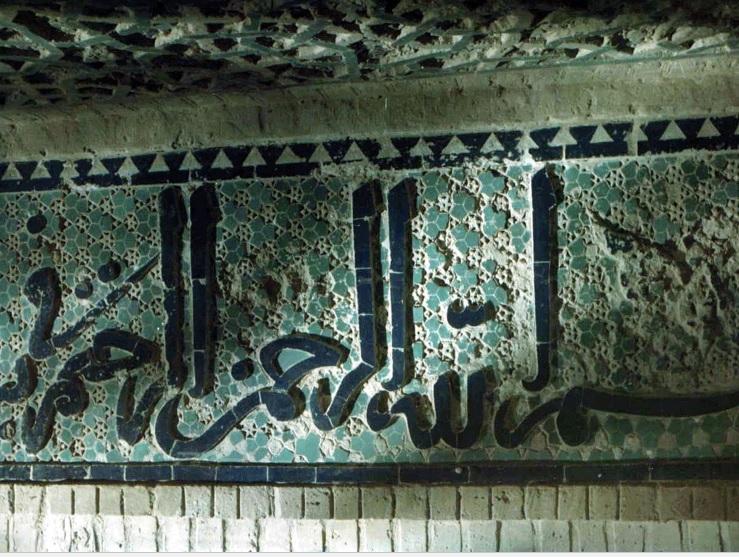 کاشی کاری در معماری،پیشینه کاشی در معماری،کاشی کاری در معماری اسلامی،پروژه معماری اسلامی