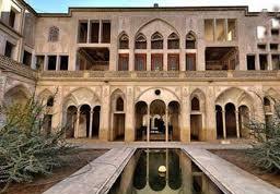 مرمت واحیا خانه تاریخی بافنده کاشان(پروژه مرمت ابنیه)