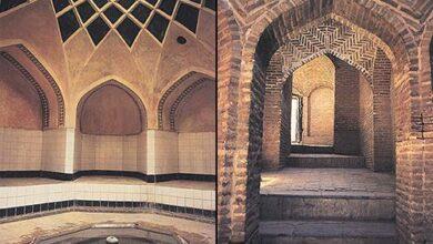 پروژه مرمت و احیای حمام گلشن یزد