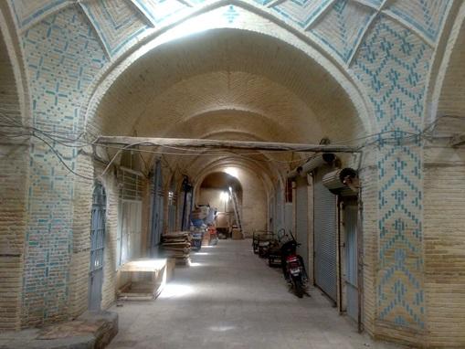 سرای ملک (بازار زنجان)