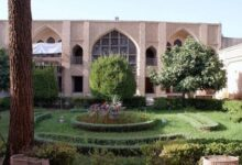 پروژه مرمت و احیا خانه داودی اصفهان
